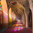 Stock Photo: Nasir Al Molk Mosque