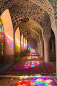Nasir Al Molk Mosque — Stock Photo