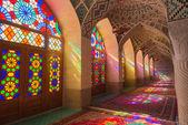 Nasir Al Molk Mosque — Stock Photo