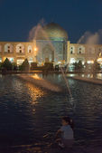 Esfahan square mosque — Photo