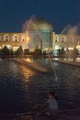 Esfahan square mosque — Foto de Stock