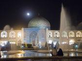 Moon mosque — Stock Photo