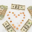 Money Love - Stock Photo