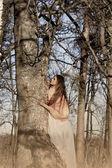 Fairy female. — Stock Photo