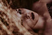 Fairy girl. — Stock Photo
