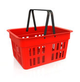 Shopping basket — Stock fotografie