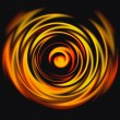 Abstract Swirled Background — Stok fotoğraf
