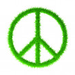 Peace sign — Stock Photo #13767225