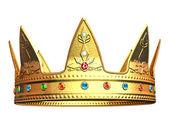 Golden Crown — Stock Photo