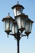 Decorative street lantern — Stock Photo