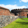 Royalty-Free Stock Photo: Old military fortification. Kaliningrad