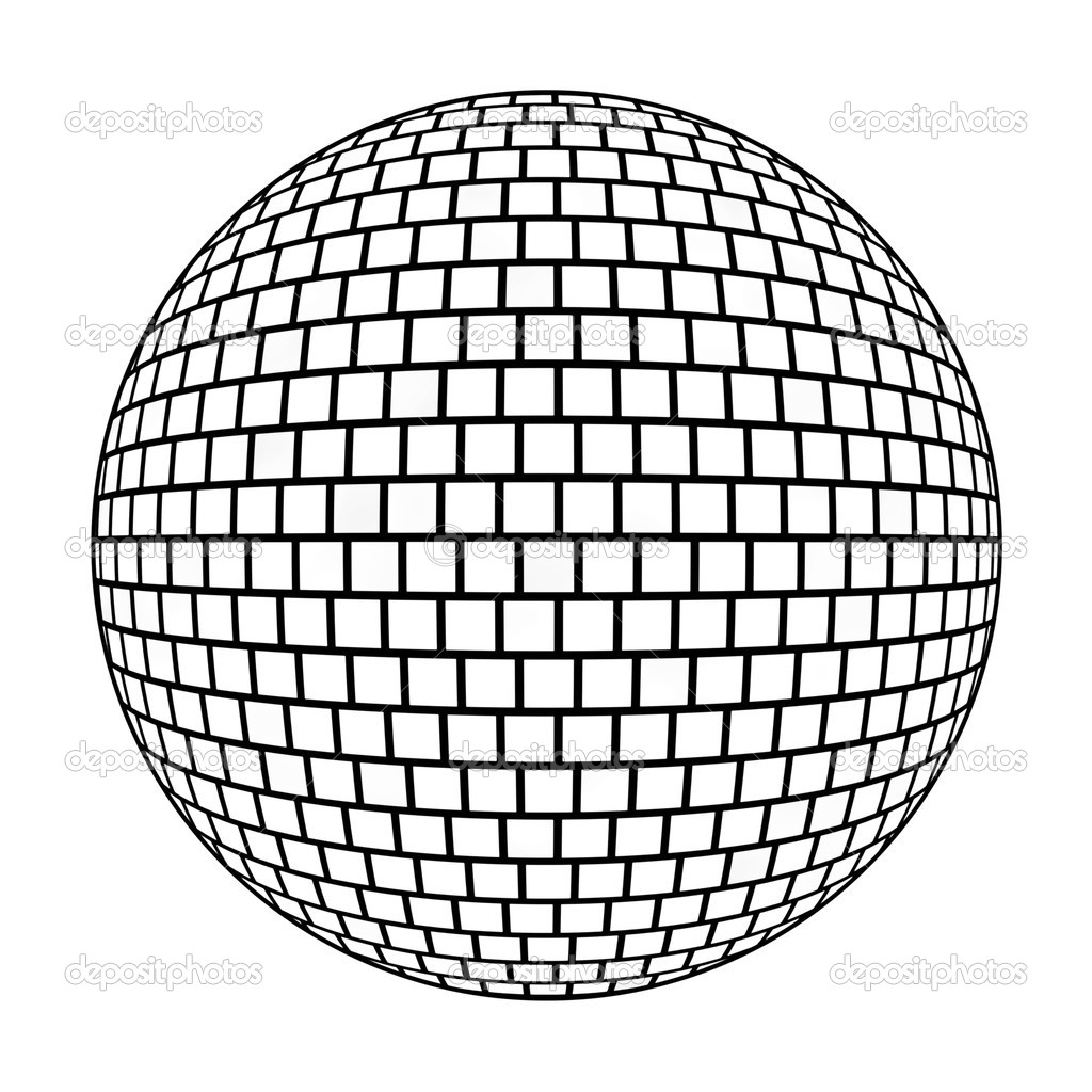 new years ball clip art - photo #4