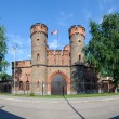 Friedrichsburg gate. Kaliningrad. Russia — Stock Photo #38955459