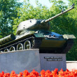 "Monument ""T-34"". Kaliningrad — Stock Photo #38955485"