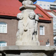 "Fountain ""Puttenbrunnen"". Kaliningrad — Stock Photo #38956929"