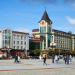 "Kaliningrad. Shopping center ""Kaliningrad Passage"" — Stock Photo #38957973"