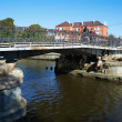 Kaliningrad. Bridge — Stock Photo #38959701