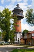 The former water tower. Zelenogradsk. Kaliningrad region — Stockfoto