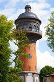 The former water tower. Zelenogradsk. Kaliningrad region — Stock Photo
