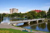 Cityscape. Kaliningrad — Foto de Stock