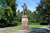 Monument of Immanuel Kant, German — Stock Photo