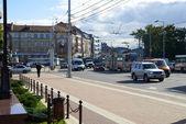 Paisagem de Kaliningrado — Fotografia Stock