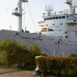 "Stock Photo: Research vessel ""Cosmonaut Viktor Patsayev"". Kaliningrad"