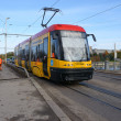 Kaliningrad tram — Stock Photo #38963637