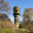 Abandoned command-rangefinder tower. Baltiysk — Stock Photo #38965163