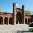 Rossgarten Gate. Kaliningrad — Stock Photo