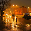Kaliningrad at night — Stock Photo #38966897