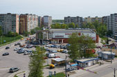 Kaliningrad. Cityscape — Zdjęcie stockowe