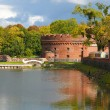 Stock Photo: Old military fortification. Kaliningrad