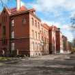 Old GermHouse in Kaliningrad — Stock Photo #38971699