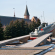 Stock Photo: Monument to sailors of Baltic. Kaliningrad