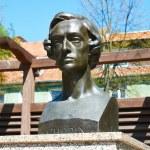 Постер, плакат: Frederic Chopin Monument in Kaliningrad Russia