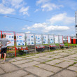 Stock Photo: House of Soviets in Kaliningrad