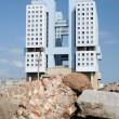 Stock Photo: View of House of Soviets in Kaliningrad