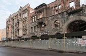 Ruins of Kreuz Apotheke. Kaliningrad (earlier Koenigsberg). Russia — Stock Photo
