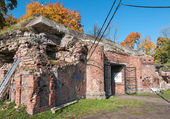 "Fort 5 ""Friedrich Wilhelm III"" in Kaliningrad. Russia — Stock Photo"