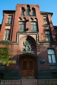 Old architecture of Kaliningrad — Stock Photo