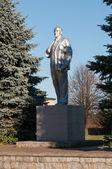 Statue of Lenin. Pravdinsk (earlier Friedland) — Stock Photo