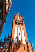Iglesia de la sagrada familia de kaliningrado. rusia — Foto de Stock