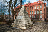 Monument to the soldiers who died during the First World War, 1914-1918. Kaliningrad — Stock Photo