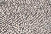 Grey paving stones as background — Stock Photo
