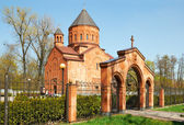Armenian Church in Kaliningrad — Stock Photo