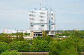 View of the House of the Soviets. Kaliningrad — Stock Photo