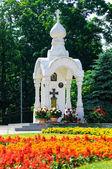La chapelle de Saint-Georges. Kaliningrad — Photo