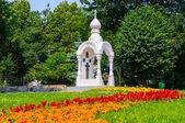 Pomnik kaplicy św. Kaliningrad — Zdjęcie stockowe