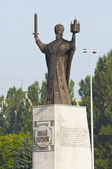 Statue of Nicholas. Kaliningrad — Photo